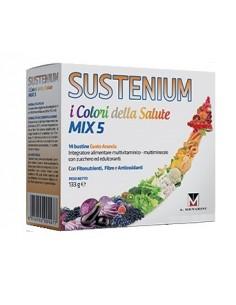 Sustenium Mix 5 i colori della salute Scatola