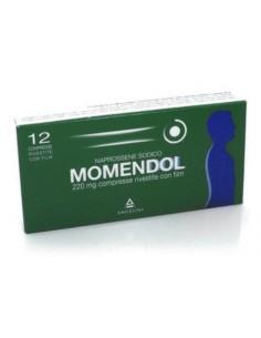 MOMENDOL 220 MG 12...
