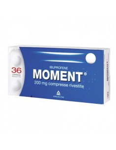 MOMENT 200 MG 36 COMPRESSE...
