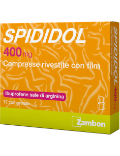 SPIDIDOL 12 COMPRESSE...