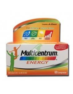 MULTICENTRUM MC ENERGY 60 CAPSULE