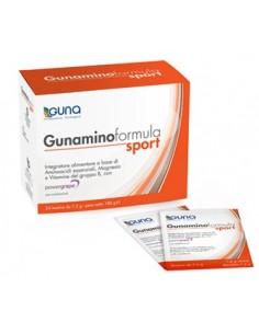 GUNAMINO FORM SPORT 24 BUSTE 180 G