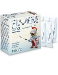 FLUERE GOCCE 20 FIALE...