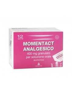 MOMENTACT ANALGESICO 400 MG...