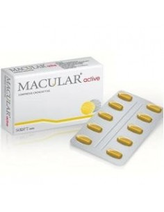 MACULAR ACTIVE 20 COMPRESSE