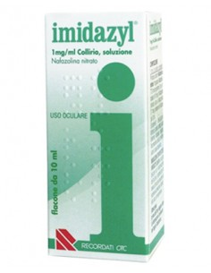 Imidazyl Collirio Flacone 10 ml