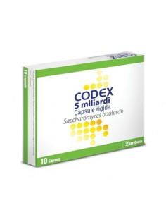 CODEX 5 MILIARDI 10 CAPSULE RIGIDE