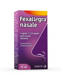 Fexallegra Spray Nasale Flacone 10 ml