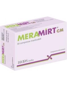 MERAMIRT CM 30 COMPRESSE MASTICABILI