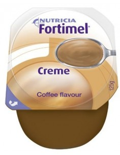 FORTIMEL CREME CAFFE' 125 G 4 PEZZI