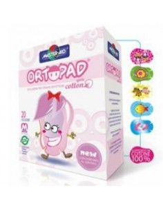 CEROTTO OCULARE PER ORTOTTICA ORTOPAD GIRLS JUNIOR 5X6,7...