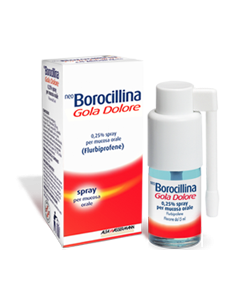 NeoBorocillina Gola Dolore...