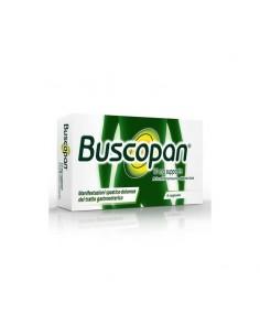 BUSCOPAN 6 SUPPOSTE 10MG