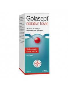 GOLASEPT SEDATIVO TOSSE...