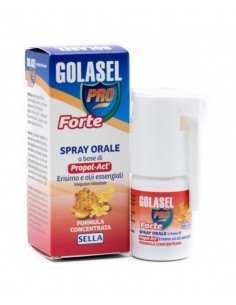 GOLASEL PRO SPRAY FORTE 20 ML