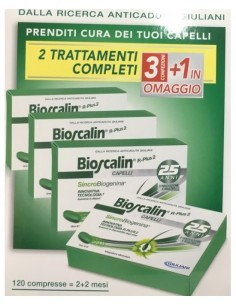 Bioscalin R-Plus SincroBiogenina Integratore Alimentare...