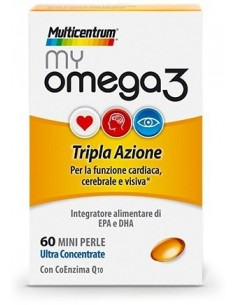 MULTICENTRUM MYOMEGA3 60...