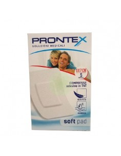 GARZA PRONTEX SOFT PAD...