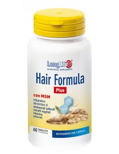 LONGLIFE HAIR FORMULA PLUS...