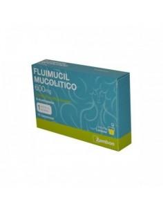 FLUIMUCIL MUCOLITICO 600 mg...