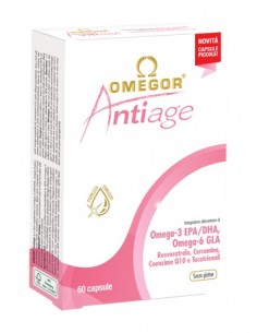 OMEGOR ANTIAGE 60 CAPSULE