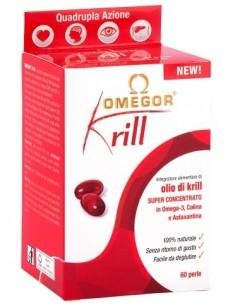 OMEGOR KRILL 60 CAPSULE MOLLI