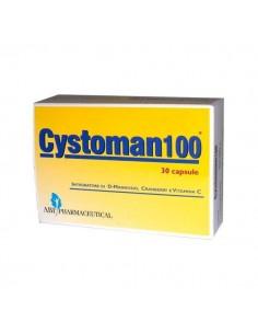 CYSTOMAN 100 30 CAPSULE