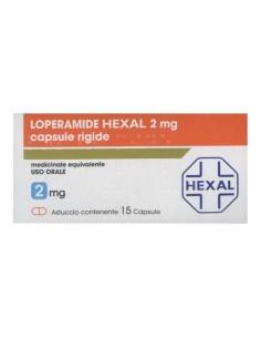 LOPERAMIDE HEXAL 2 MG  15...