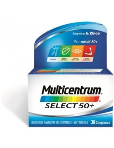 MULTICENTRUM SELECT 50+ 30...