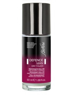 DEFENCE MAN DRY TOUCH DEODORANTE ROLL-ON 50 ML