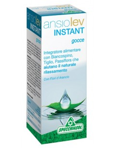 ANSIOLEV INSTANT GOCCE 20 ML