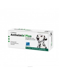 Anthemin Plus Flavour 2 Compresse per cani