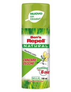 BENS REPELL NATURAL 100 ML