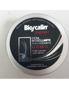 BIOSCALIN ENERGY CERA MODELLANTE RINFORZANTE UOMO 60 ML