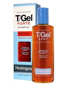 NEUTROGENA SHAMPOO T GEL FORTE 125 ML
