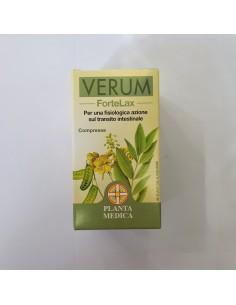 VERUM FORTELAX COMPRESSE 80CPR