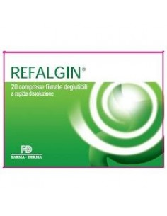 REFALGIN 20 COMPRESSE...