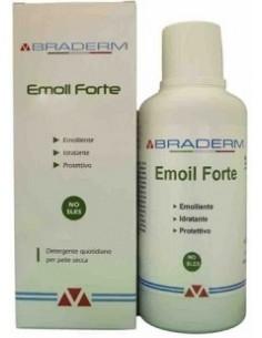 BRADERM EMOIL FORTE DETERGENTE 400 ML
