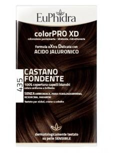 EUPHIDRA COLORPRO XD 435 CASTANO FONDENTE GEL COLORANTE...