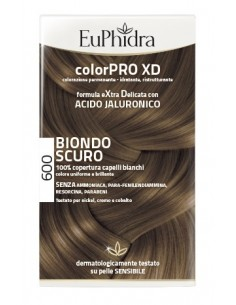 EUPHIDRA COLORPRO XD 600 BIONDO SCURO GEL COLORANTE...