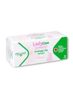 LADY CARE PROTEGGI SLIP IPOALLERGENICO 20 PEZZI