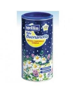 MELLIN BABY BUONANOTTE MELISSA CAMOMILLA VERBENA 200 G