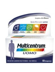 MULTICENTRUM UOMO 60 COMPRESSE