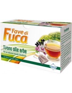 FAVE DI FUCA TISANA 20 FILTRI