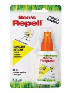 BENS REPELL INSETTOREPELLENTE 37 ML
