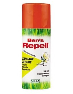 BENS REPELL INSETTOREPELLENTE 100 ML